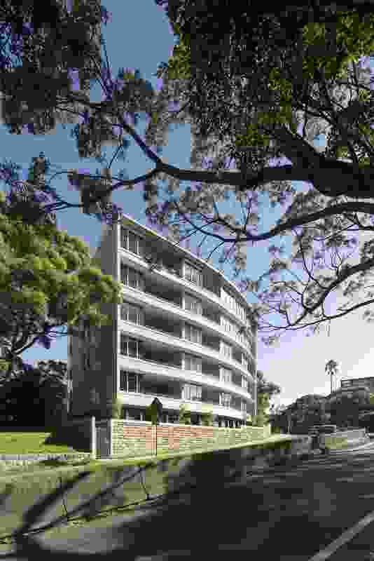 The Arc, Bondi by Hill Thalis and McGregor Lake, architects in association.