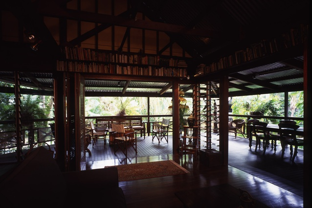 Kaiplinger House, Coconut Grove, Darwin, NT, 1983.