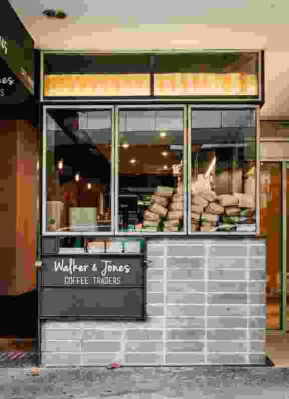 Walker & Jones Coffee Traders by Luchetti Krelle.