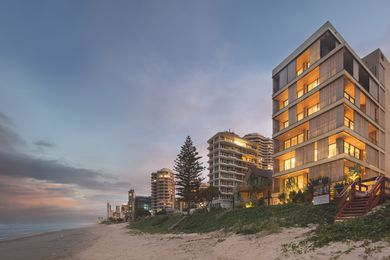 M3565 Main Beach by Virginia Kerridge Architect.