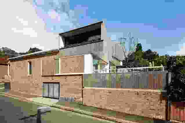 Balmain Houses by Benn and Penna Architects