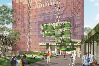 $40m gift secures construction of Lyons and M3-designed UQ chemical engineering hub