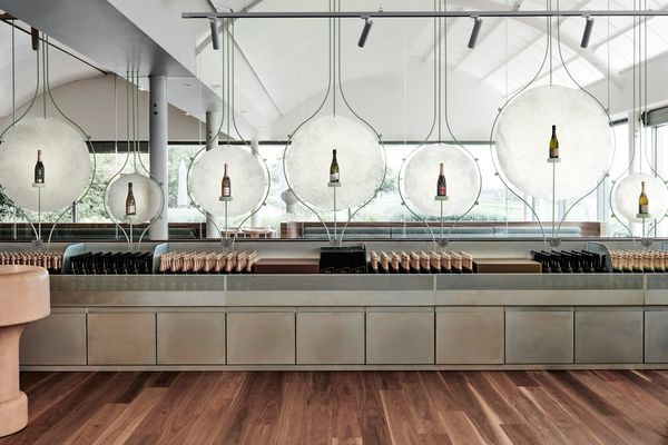 Domaine Chandon by Foolscap Studio.