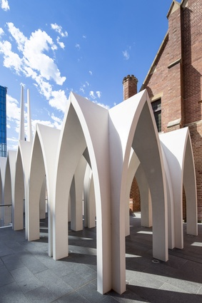 The Cadogan Song School by Palassis Architects.