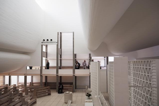 Utzon Pilgrimage Bagsvaerd Church Architectureau