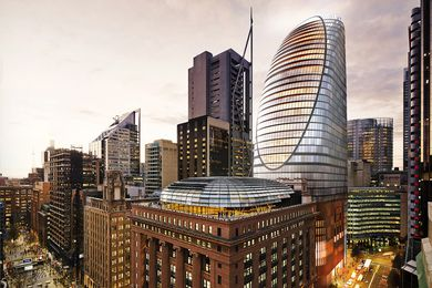 Unsolicited two-tower, over-station development for Sydney's Martin Place approved