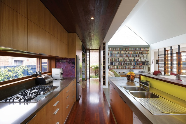 House Alteration and Addition under 200m² – Garrett House by Sam Crawford Architects.