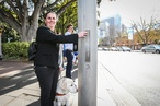 World's biggest braille and tactile network rolled out in Sydney