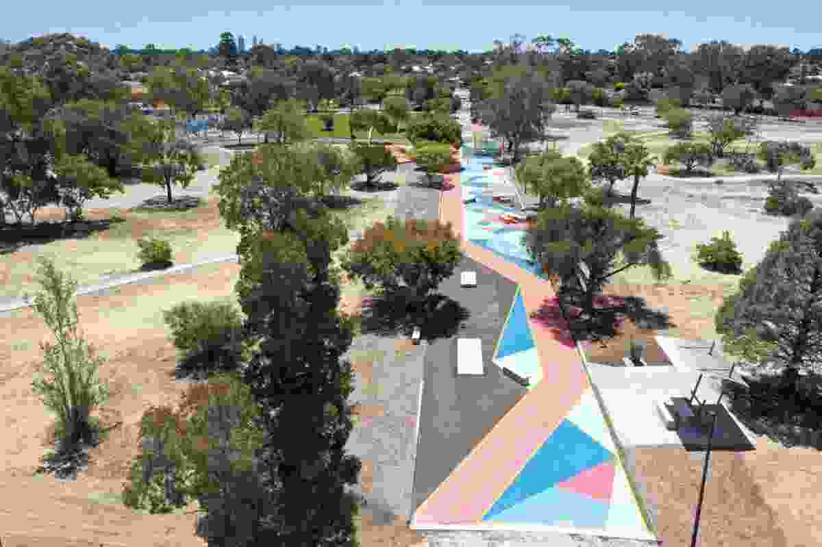 Bentley 360 Northern Parklands by Place Laboratory won a Landscape Architecture Award in the Play Spaces category.