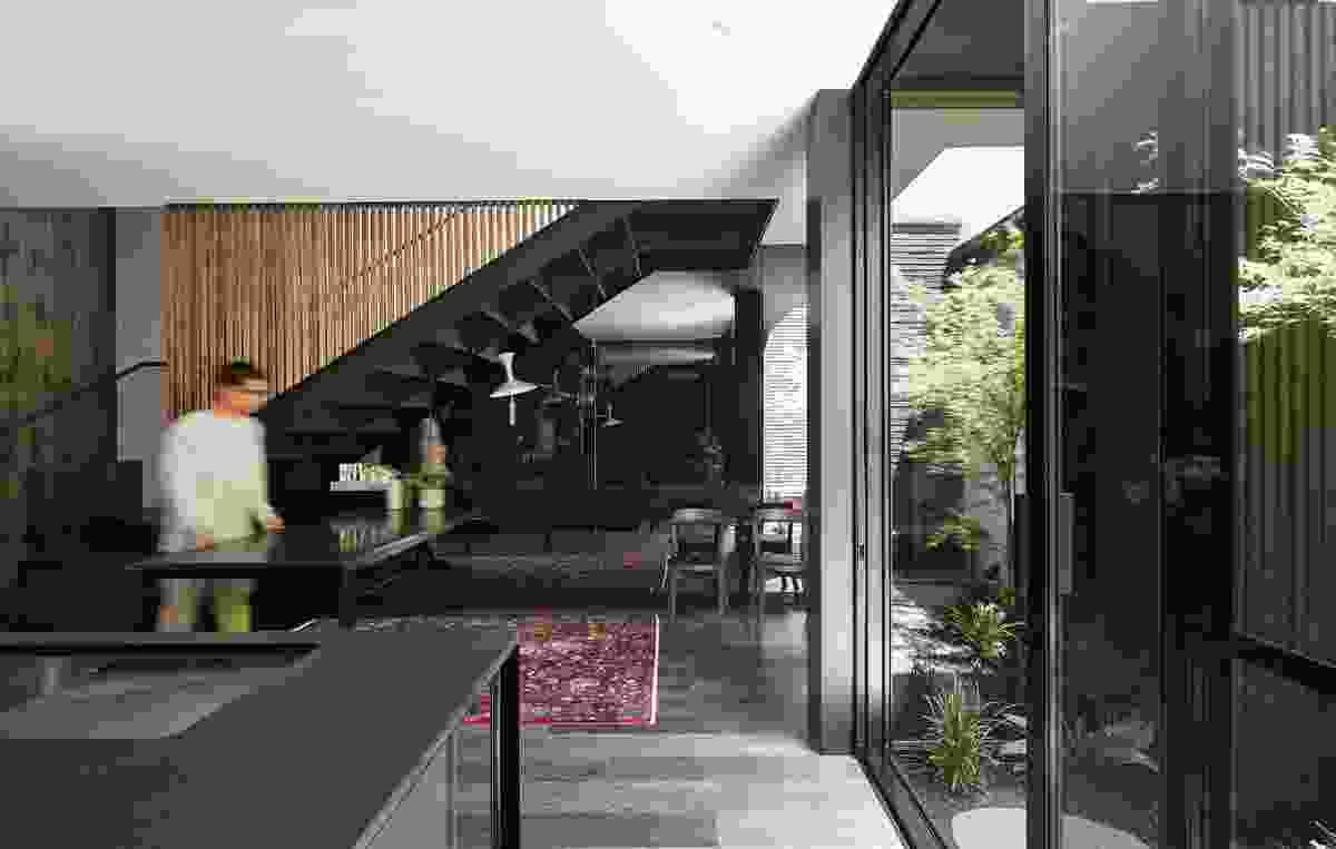 Elgin Street Residence by Sonelo Design Studio.