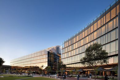 Darling Quarter by Francis-Jones Morehen Thorp (fjmt), winner of 2013 Lloyd Rees Award for Urban Design.