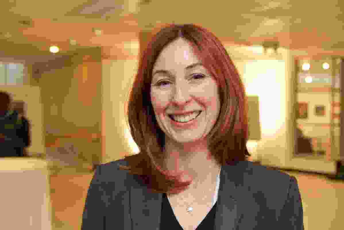 Maria Atkinson, cofounder of the Green Building Council of Australia.
