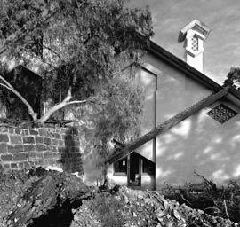 Essendon Municipal Incinerator,Walter Burley Griffin and Eric Nicholls, rephotographed John Gollings, 2003.