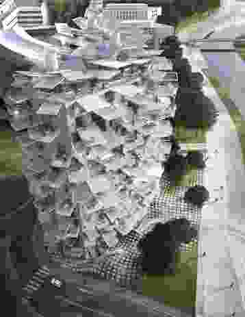White Tree (L'Arbre Blanc) by Sou Fujimoto Architects, Nicolas Laisné Associés and Manal Rachdi Oxo Architects.