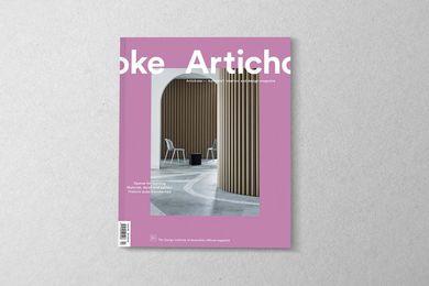 Artichoke issue 68.