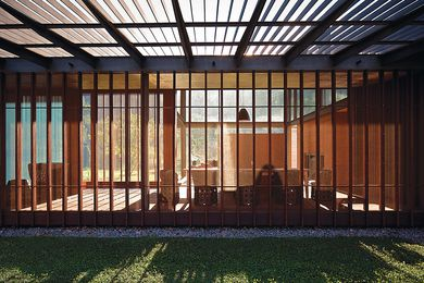 House in Country NSW by Virginia Kerridge Architect. Australian House of the Year 2011.
