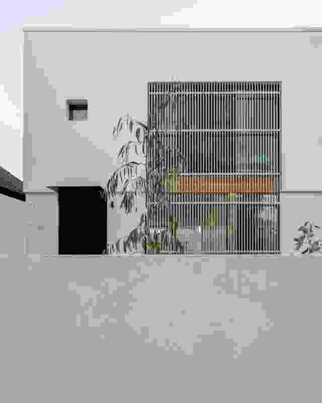 House N by Joyce Architects.