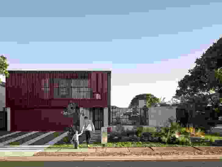 The Robin Dods Award for Residential Architecture – Houses (New): Casuarina House by Vokes and Peters.