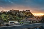 International design competition for pavilion at Edinburgh Castle