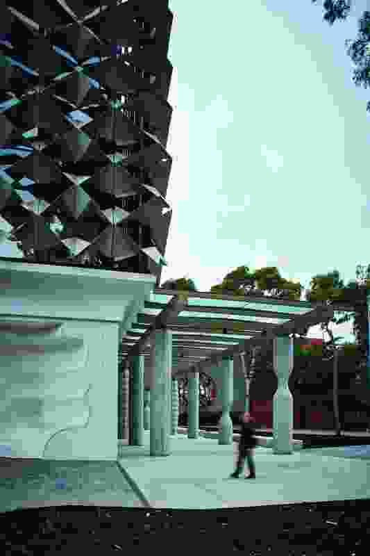 Monash University Chancellery by ARM Architecture.