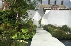 Spring bloom: A postcard from the 2017 Chelsea Garden Show