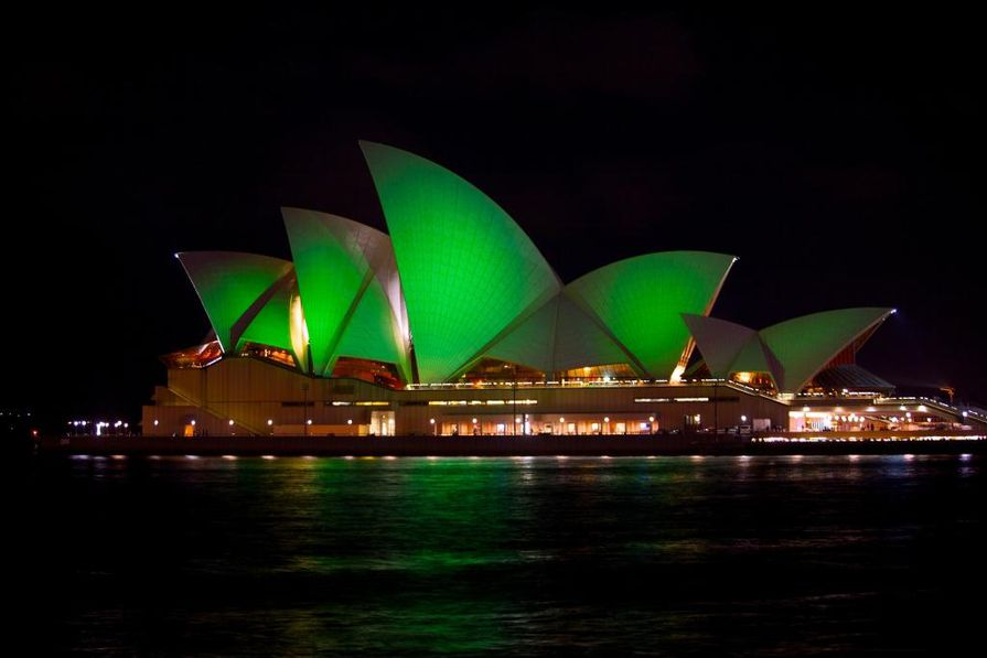 The Sydney Opera House has earned a 4-Star Green Star Performance rating.