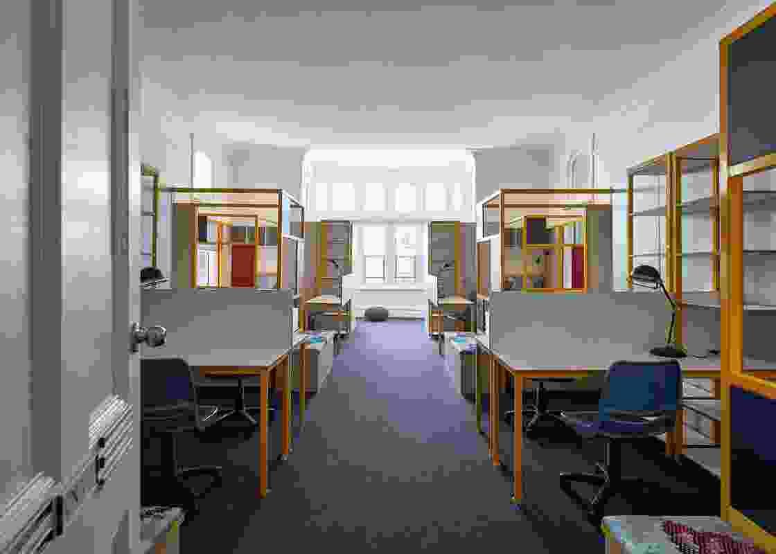 Methodist Ladies College Boarding House Upgrade by CODA Studio.