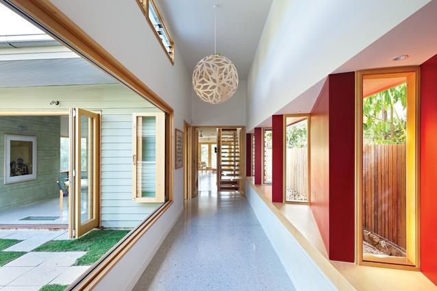 Hill End Eco House Architectureau