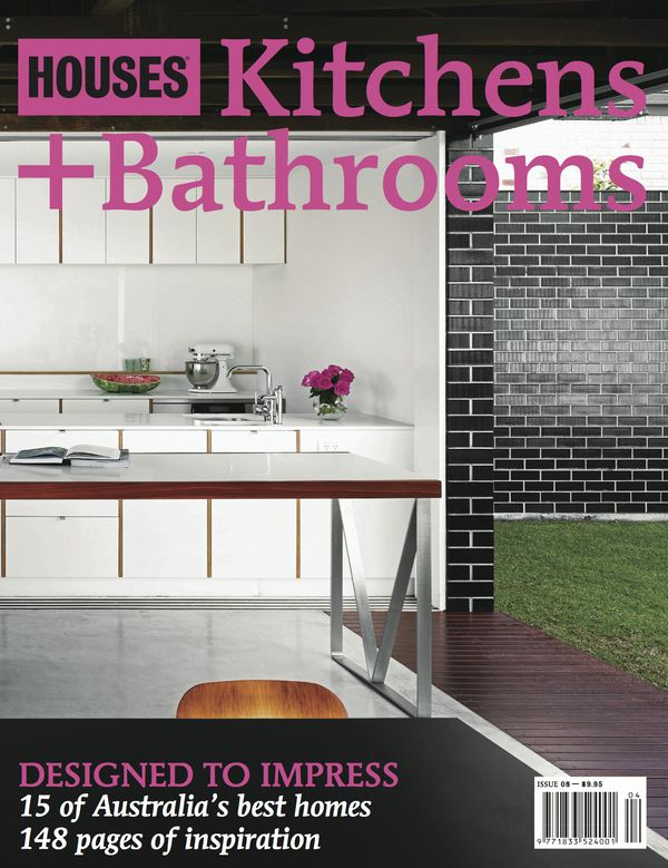 Houses: Kitchens + Bathrooms, June 2013