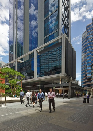 Brookfield Place by Hassell and Fitzpatrick + Partners.