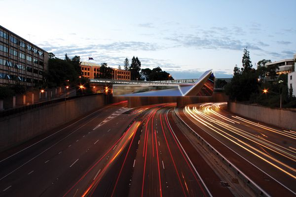 Parliament Freeway Cover by JCY Architects.
