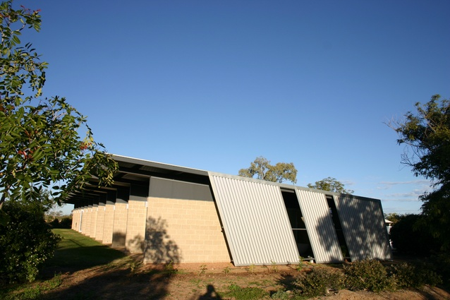Ringrose Residence by Brian Hooper Architect.