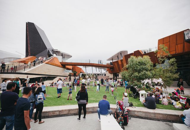 Yagan Square by the Metropolitan Redevelopment Authority took out the Great Place Award in the 2019 National Awards for Planning Excellence.