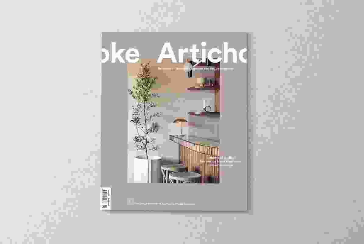 Artichoke issue 70.