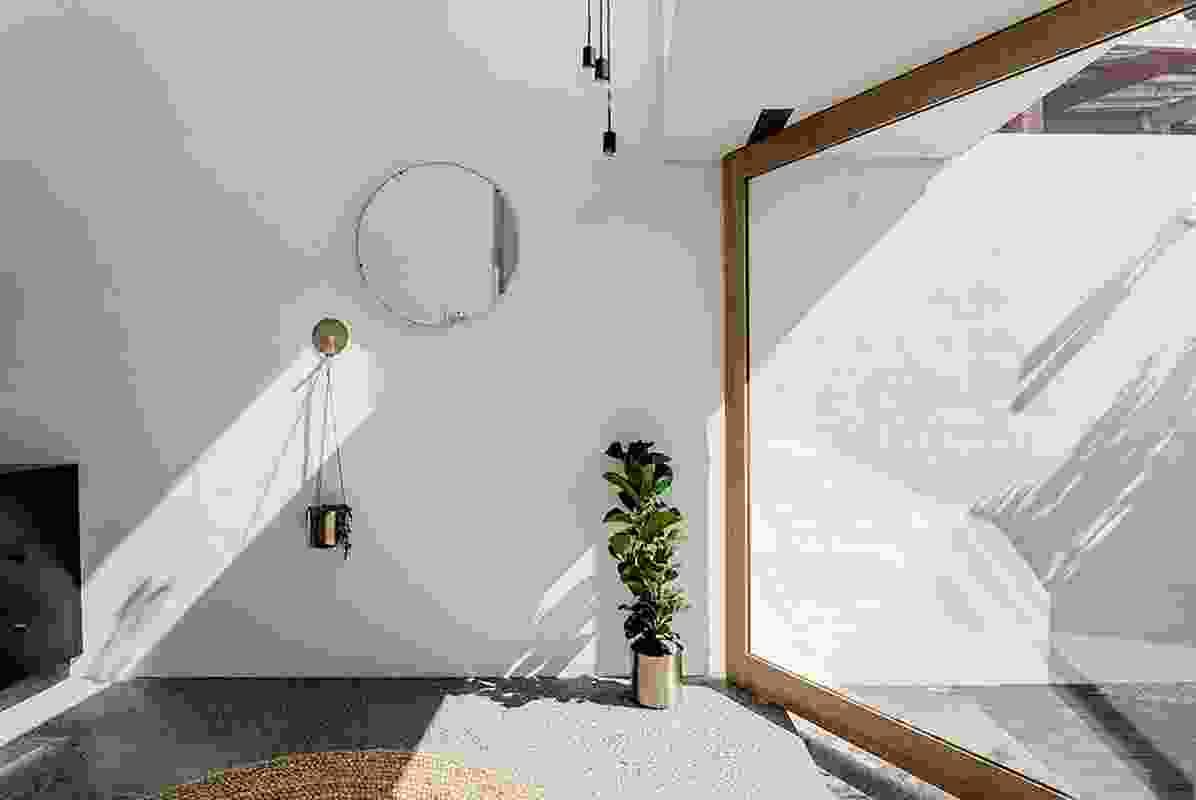 Milkman's Cottage by Preston Lane Architects.