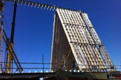 The field trip includes a visit to Shigeru Ban's Cardboard Cathedral in Christchurch.