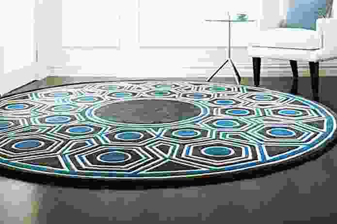 Greg Natale rugs.