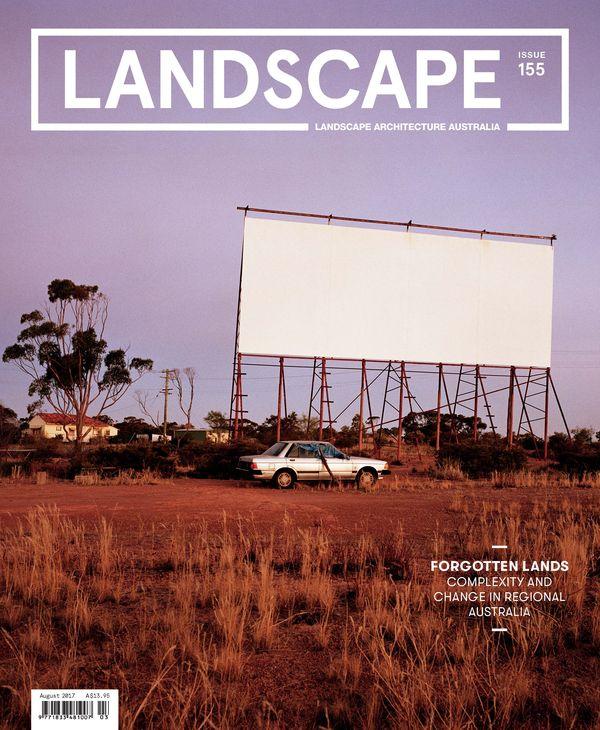 Landscape Architecture Australia, August 2017