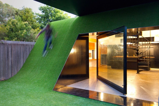 Hill House by Andrew Maynard Architects.