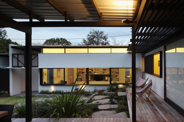 Chelmer House by Bligh Graham Architects.