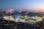 Cox Architecture-designed grandstand to transform famous racecourse