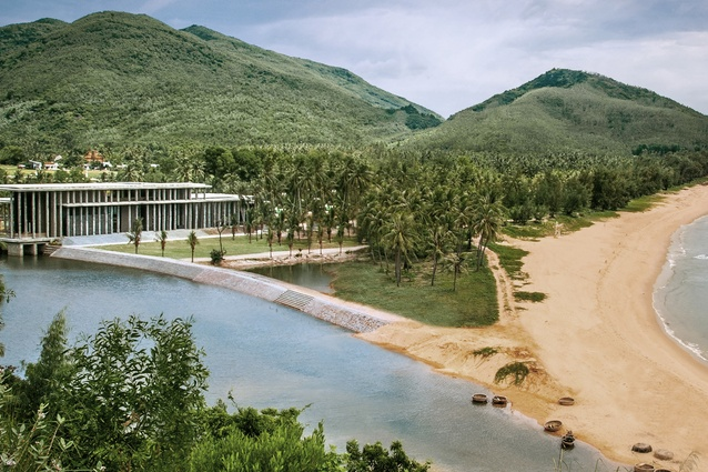 International Centre for Interdisciplinary Science and Education (ICISE) (Vietnam) by Studio Milou.