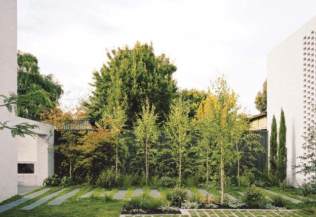 Studio Bright with peach Green设计的8 Yard House。
