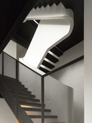 House W by MCK Architects.