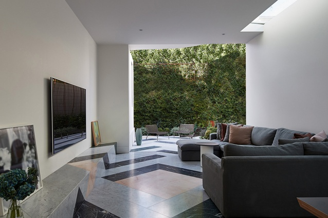 Hawksburn House by Susi Leeton Architects and Interiors.