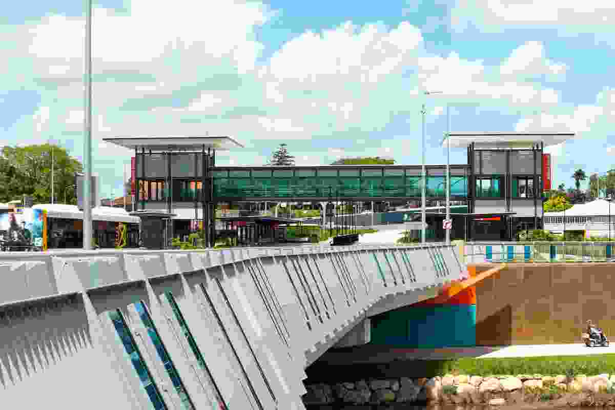 Northern Busway (Windsor to Kedron) by  Cottee Parker Architects.