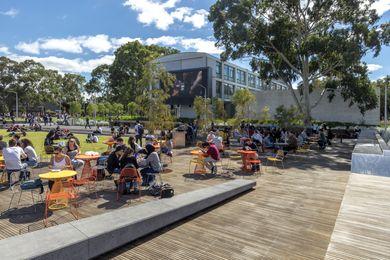 Northern Plaza, Monash University Clayton.