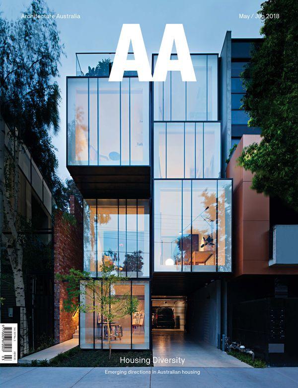 Architecture Australia, May 2018