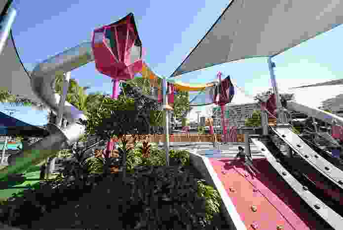 Riverside Green Playground by RPS Australia Asia Pacific and Urban Play.