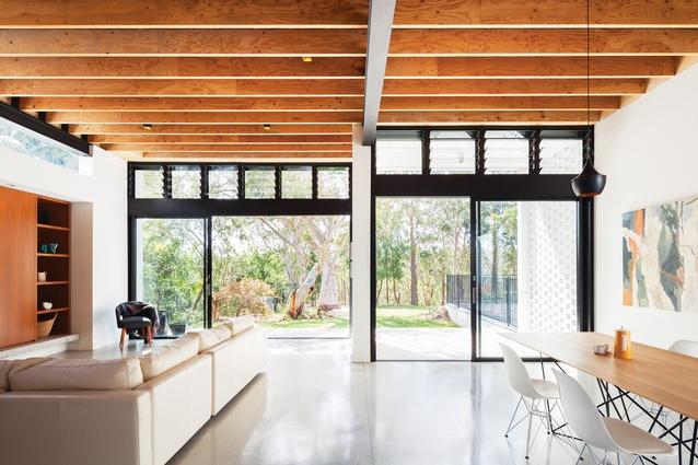 Turramurra house architectureau for Window design photos sri lanka